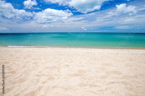 Foto auf Gartenposter Strand sea