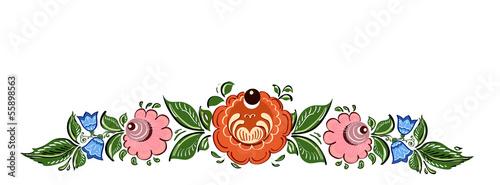 ozdobna-rama-z-kwiatami-w-tradycyjnym-rosyjskim-stylu