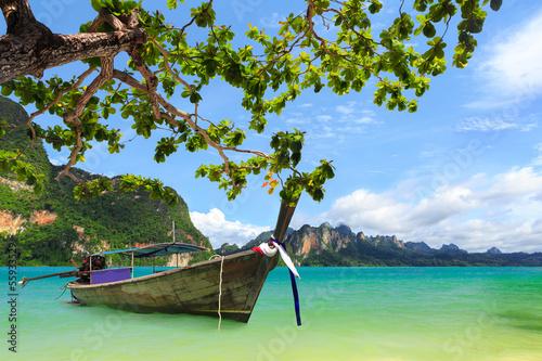 Fototapety, obrazy: Tropical beach, Krabi, Thailand
