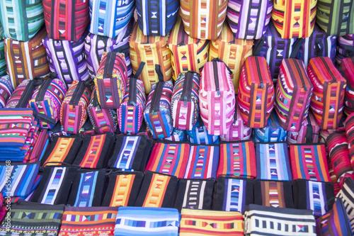 Fotografie, Obraz  Etnic bags
