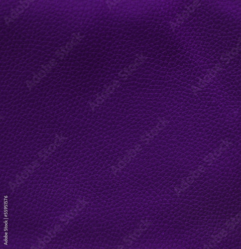Fotobehang Stof Purple leather texture for background