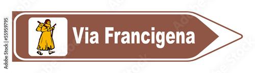 Photographie Via Francigena