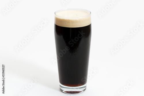 Vászonkép Pint of Draft Irish Stout