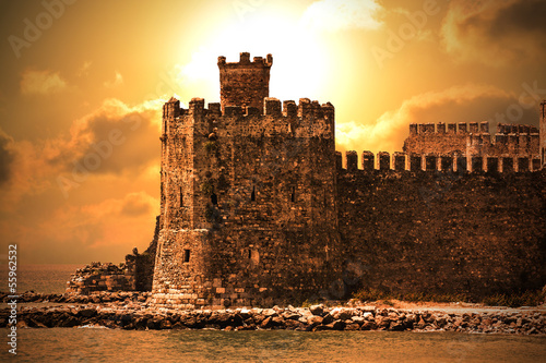 Photo sur Aluminium Fortification The Castle