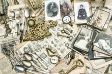 Antique French And German Coll...