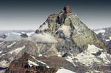 Matterhorn, from the sky