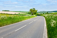 Road In England