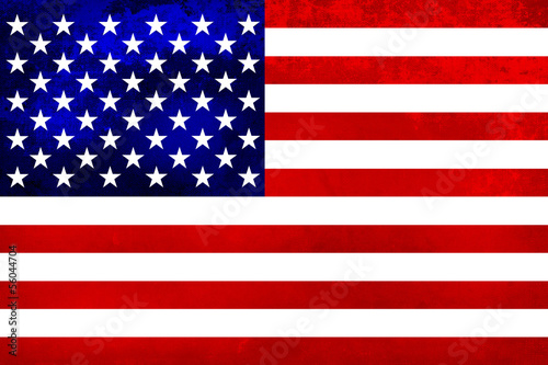 Obraz USA Flag kopia - fototapety do salonu