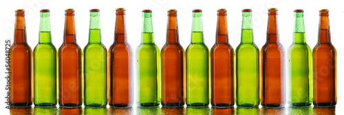 Der Reihe nach abzählen, also... Flaschenwelt