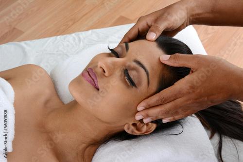 Fotografie, Obraz  Massage