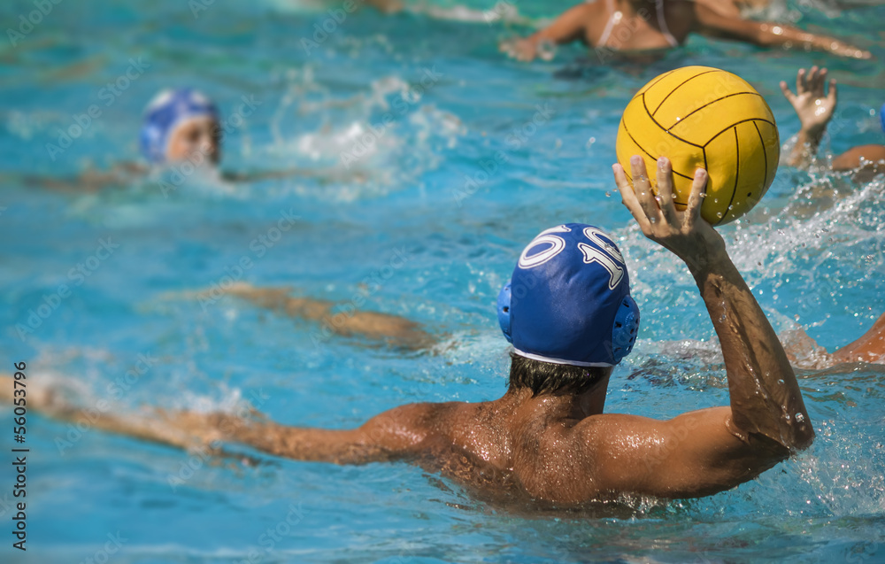 Fotografía Shoot Water Polo Europosterses