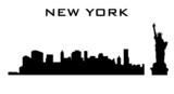 Fototapeta New York - new york