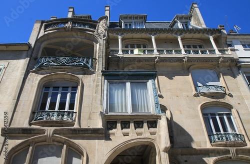 Fotografia  Maison Art Nouveau - Nancy
