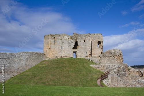 фотография  Duffus Castle
