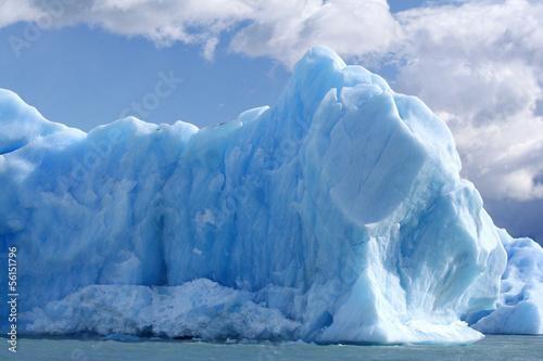 Fotobehang Antarctica lodowiec
