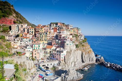 In de dag Mediterraans Europa Manarola, Cinque Terre, Italy