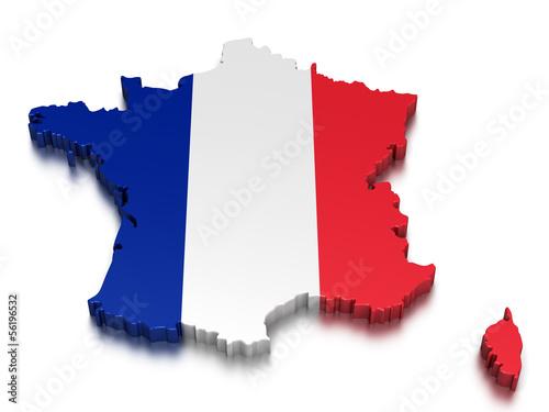Plagát  France