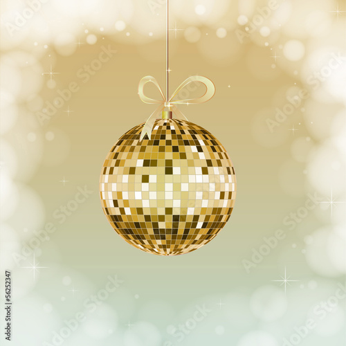 Fototapeta Christmas decoration obraz na płótnie