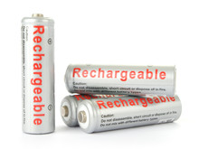 Rechargeable AA Batteries Isol...