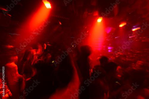 nightclub Fototapet