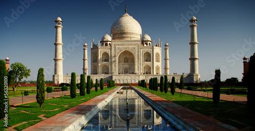 Fototapeta Taj Mahal, India