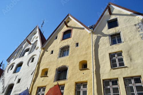 Photo  Three Sisters house, Tallinn