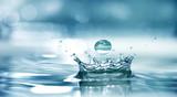Fototapeta Fototapety do łazienki - Splash water