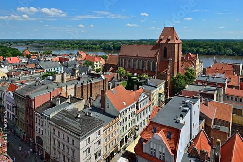 Altstadt von Toruń / Thorn