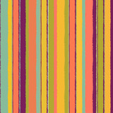 vintage striped seamless pattern