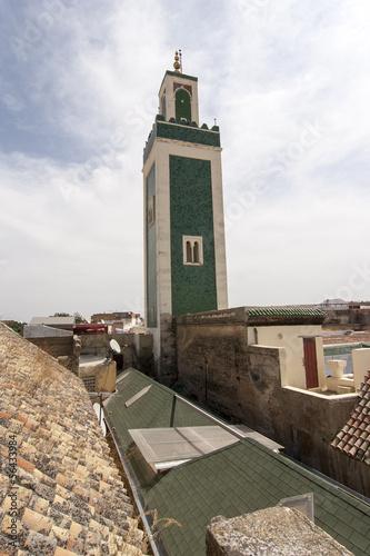 Spoed Foto op Canvas Marokko Fez, Marocco