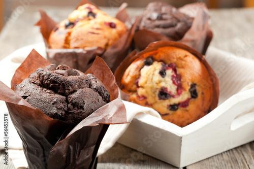 Fotografía muffins