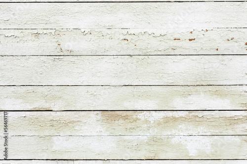 Türaufkleber Holz Vintage white background of natural wood old wall