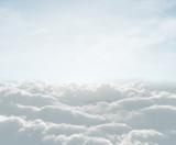 Fototapeta Na sufit - high definition skyscape with clouds