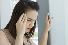 Woman With Headache, Migraine,...