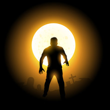 Dead Zombie Rising Halloween