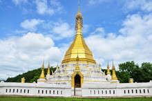 Wat Tophae At Khun Yuam In Mae Hong Son