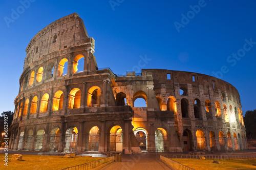 Fototapeta  Colosseum, Colosseo, Rome