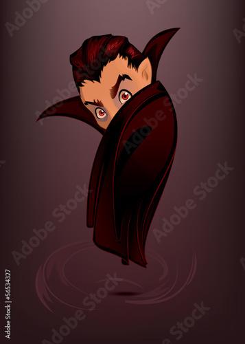 Fotografie, Obraz  Dracula