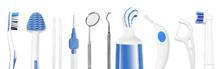 Instrumente Zur Zahnpflege, De...