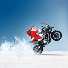 Weihnachtsmann Und Sein Spielzeug