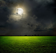 Night And The Moon