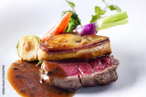 Fotomural 肉料理
