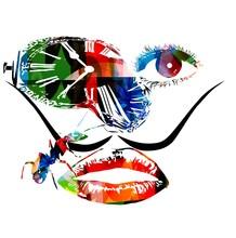 Salvador Dali Inspired Artwork Vector