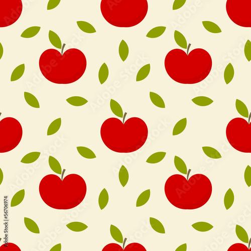 tekstura-z-jablkami