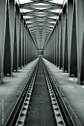 Railroad Bridge #56707182