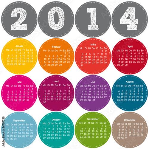 Photo Kalender 2014