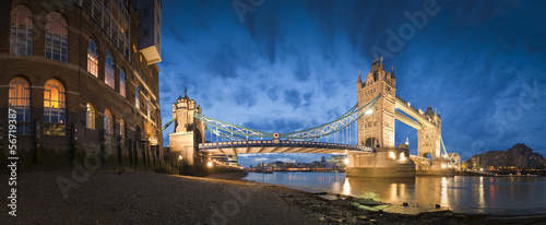 Foto op Canvas Londen Tower Bridge, London, UK