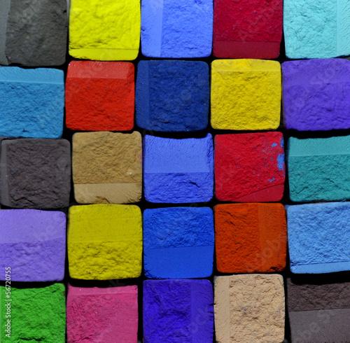 Fototapety, obrazy: pastel chalk background