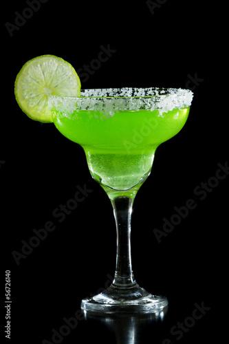 Fotografie, Obraz  lime green margarita