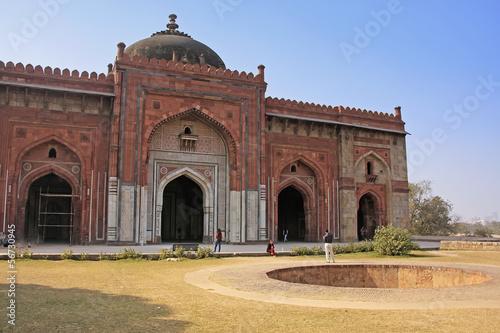 Qila-i-kuna Mosque, Purana Qila, New Delhi